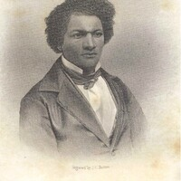 Frederick Douglass, c. 1854