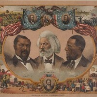 Heroes of the colored race, 1881