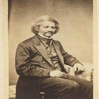 Frederick Douglass, January-February 1864