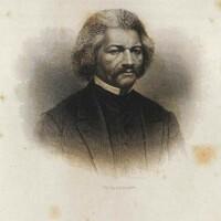 Frederick Douglass, c. 1868