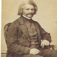 Frederick Douglass, Late February 1864