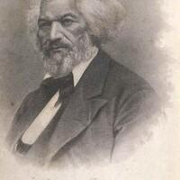 Frederick Douglass, c. 1881