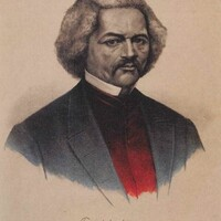 Frederick Douglass, the colored champion of freedom, c. 1873