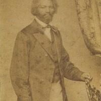 Frederick Douglass, c. 1861
