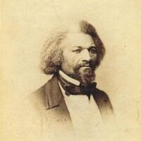 Frederick Douglass, May 13, 1863