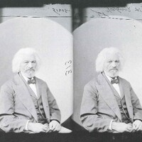 Frederick Douglass, c. 1877
