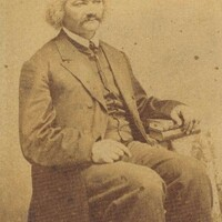 Frederick Douglass, c. 1867