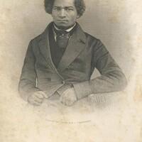 Frederick Douglass, c. 1855