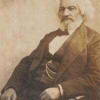 Frederick Douglass, February 1893