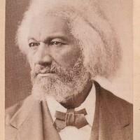 Frederick Douglass, 1877