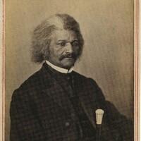 Frederick Douglass, February-March 1867