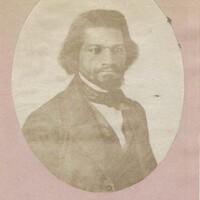 Fred' Douglass, c. 1857