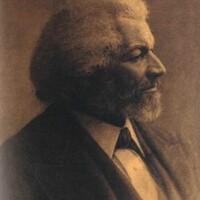 Frederick Douglass, 1887
